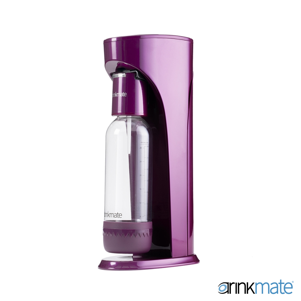 【drinkmate】Rhino410氣泡水機 犀牛機-神秘紫