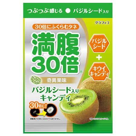 GRAPHICO滿腹30倍風味糖-奇異果味40.7G