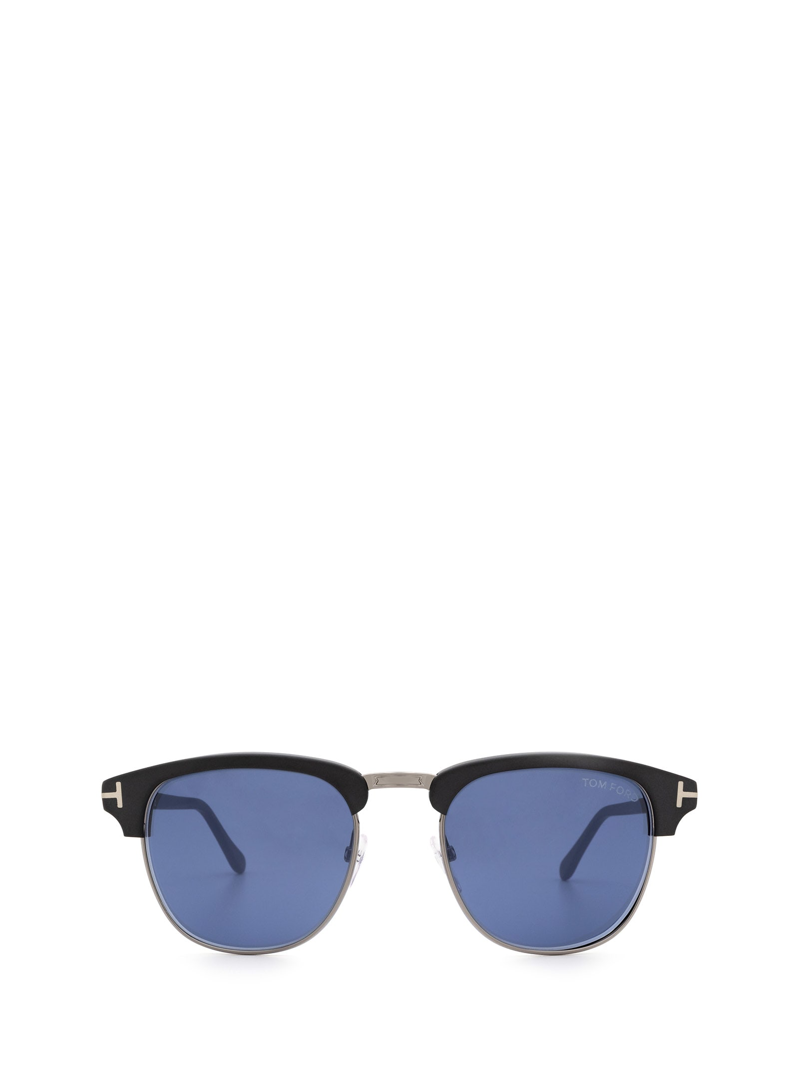 Tom Ford Tom Ford Ft0248 Matte Black Sunglasses