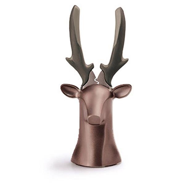 iThinking愛心進_Deer lady II  座款-斜口鉗_霧古銅