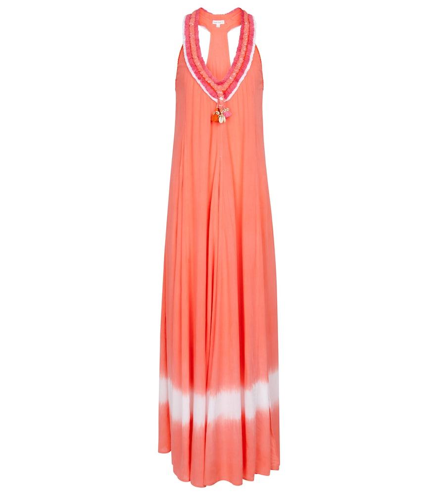 Exclusive to Mytheresa - Nava fringed and tasseled maxi dress