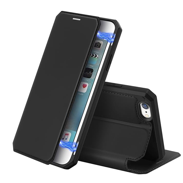 Dux Ducis 雙磁吸手機殼 蘋果 iPhone 6 6S 翻蓋皮套 iPhone6 掀蓋保護殼 i6 i6s散熱殼