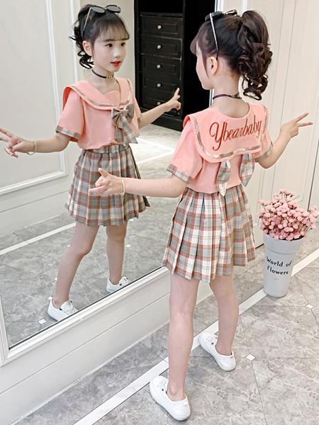 兒童洋裝 3女童夏裝連身裙2021新款4小女孩5兒童6公主裙子8洋氣套裝10-12歲 童趣屋