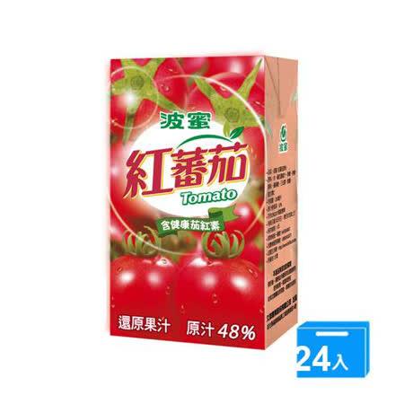 波蜜紅蕃茄250ml*24