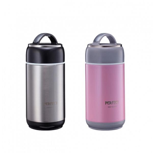 理想牌 ikh-77012-2 不銹鋼可提式悶燒罐1200ml(粉紅色)