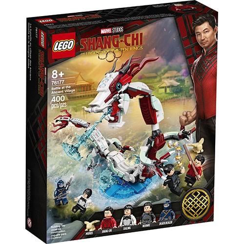LEGO 樂高 LT76177 Battle at the Ancient Village _超級英雄系列