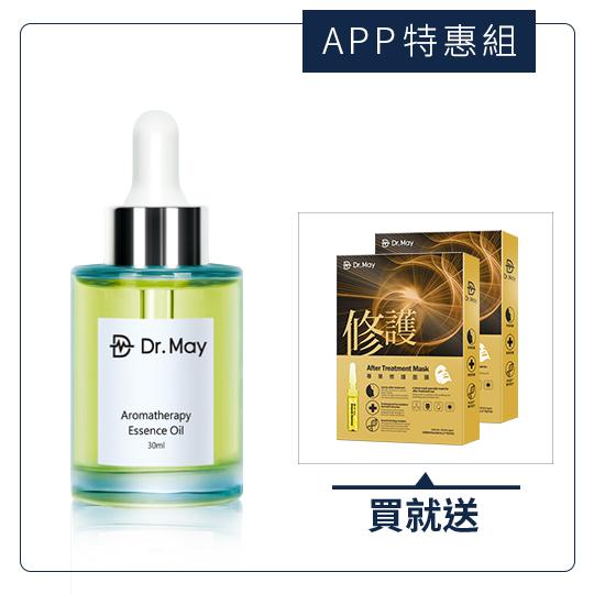 【Dr. May】美博士專利分子精萃入門組(專利分子精萃30ml+修護面膜2盒)