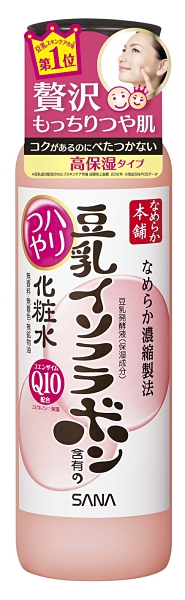【SANA】豆乳美肌Q10化妝水