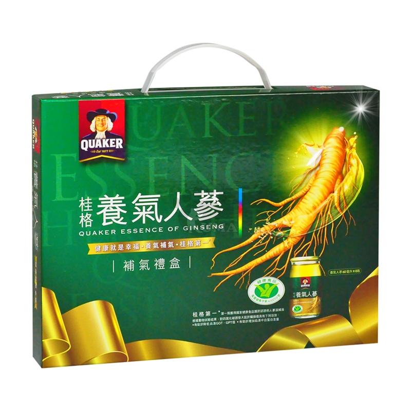 桂格養氣人蔘8瓶/盒