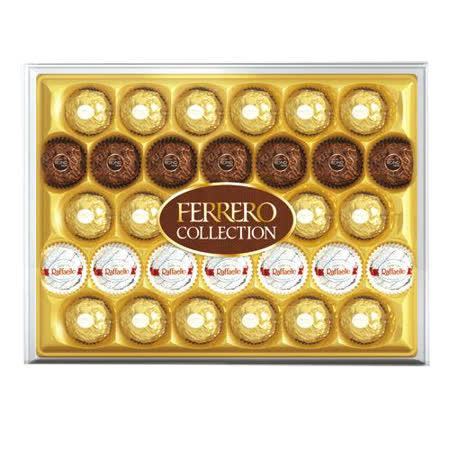 費列羅臻品巧克力32粒禮盒365G