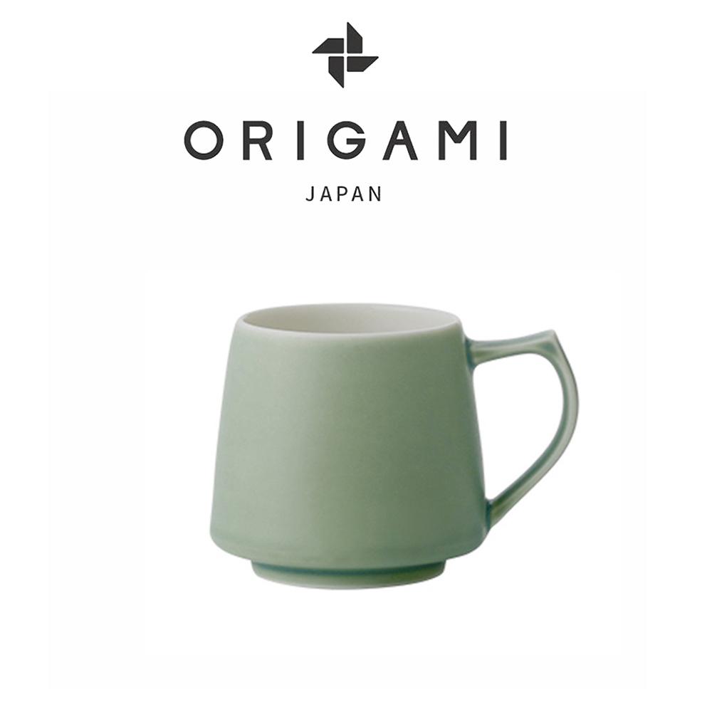 日本 ORIGAMI 摺紙咖啡 Aroma 霧色系 馬克杯 320ml(共五色)