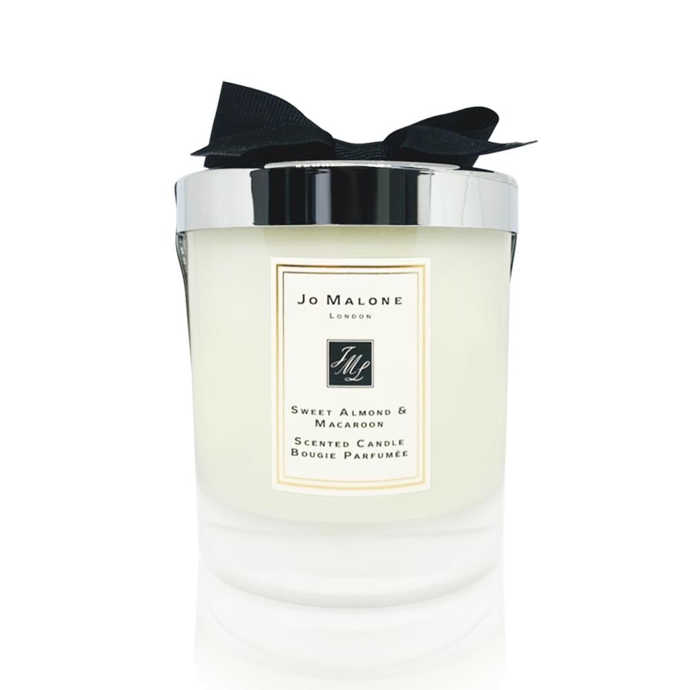 JO MALONE甜杏與馬卡龍居室香氛工藝蠟燭200g (TESTER環保紙盒)