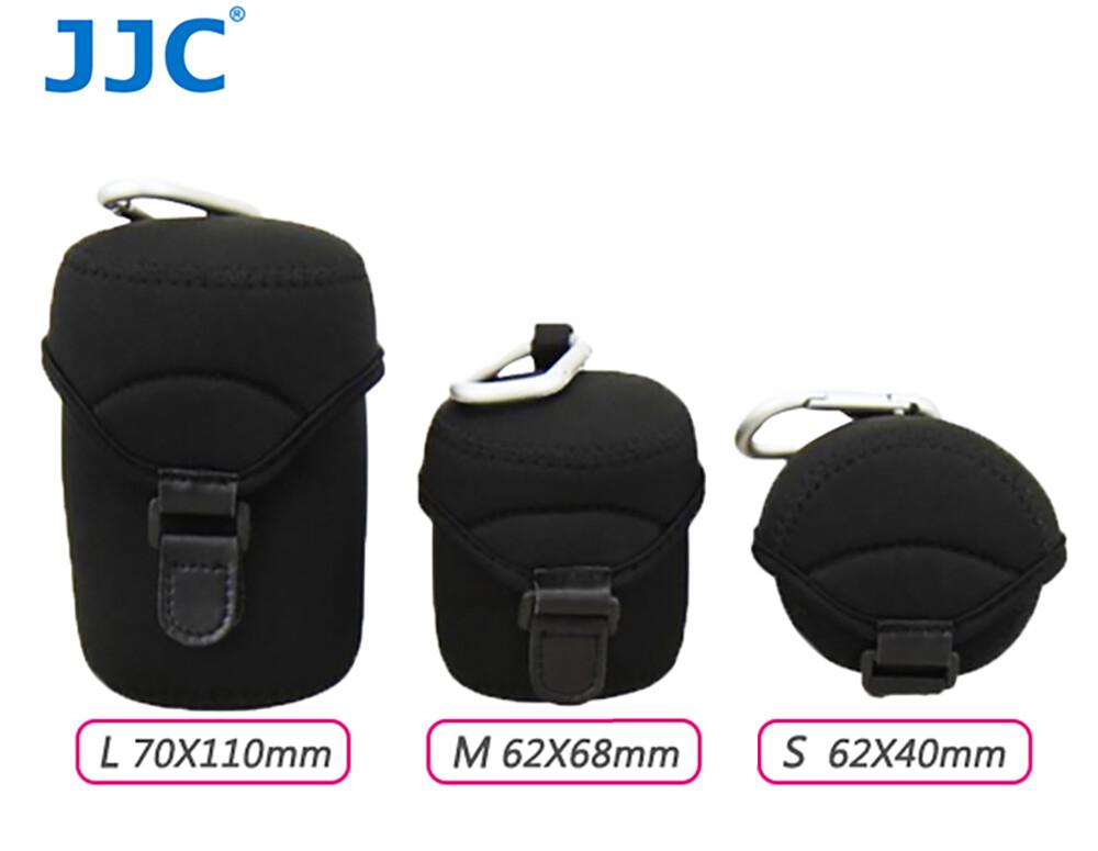 jjc jn-s 微單眼鏡頭袋 金屬掛勾可掛在包包 旅行袋等 三種尺寸