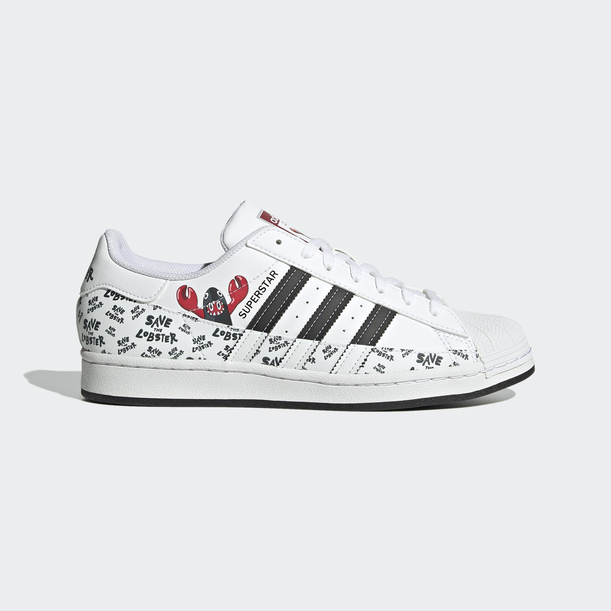 Philip Colbert x Superstar 經典鞋