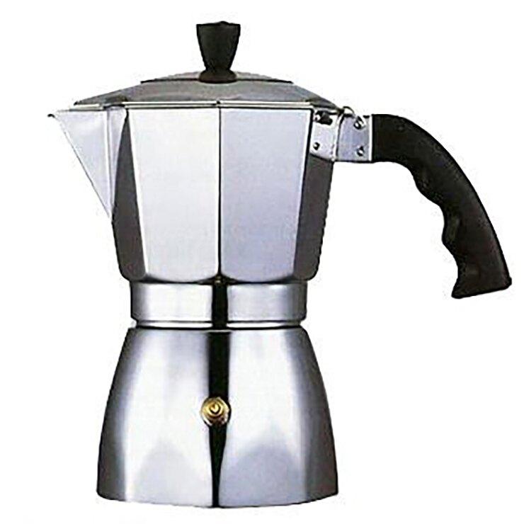 寶馬牌 新天王摩卡壺JA-S-113-040 4人份 可當冷水壺/咖啡壺/手沖壺超好用的