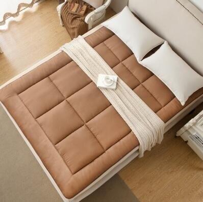 床墊 床墊1.8m床1.5m床1.2米單人雙人褥子墊被學生宿舍海綿榻榻米床褥 夏沐生活