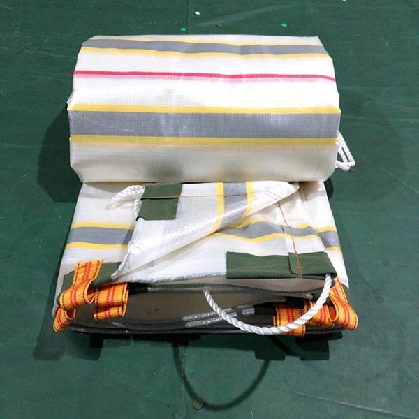 雨布 金包銀貨車篷布超輕耐磨雨布4.2米/6.8米9.6米13米掛車大貨車篷布T