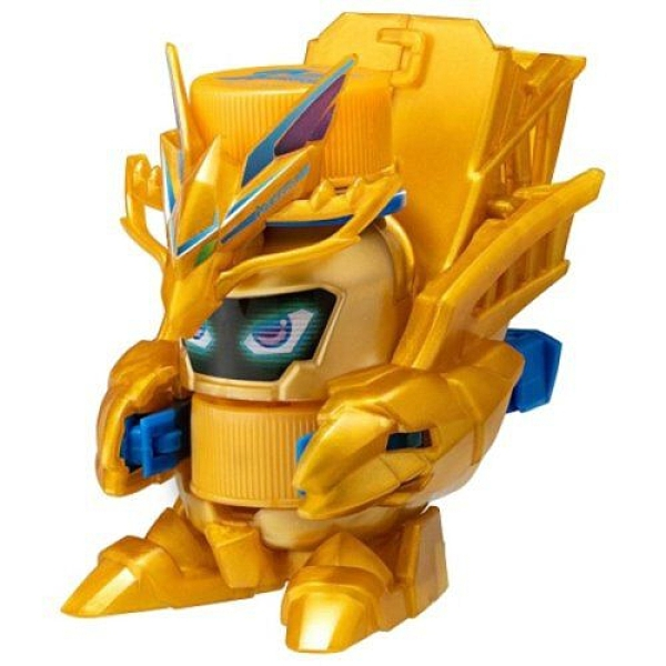Bottleman激鬥瓶蓋人BOT-13 黃金動能水龍 玩具反斗城