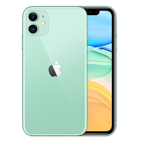 Apple iPhone 11 128GB 6.1吋  新版 智慧型手機白色