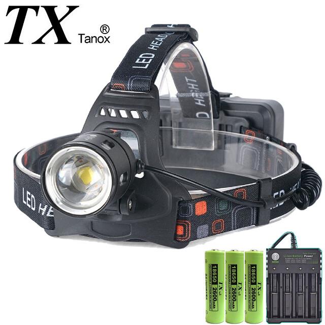 tx特林xhp50 led伸縮變焦強亮頭燈(hd-2021u-p50)