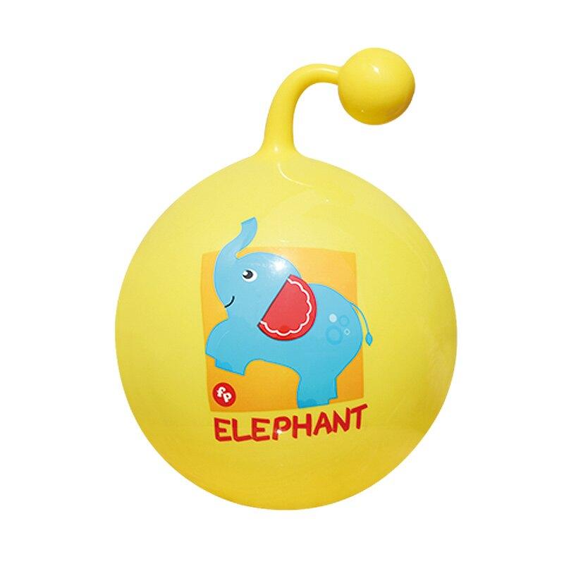 充氣球 費雪嬰幼稚園拍拍球兒童戶外運動彈力球籃球充氣兒童小皮球玩具 bw2653【兒童節禮物】