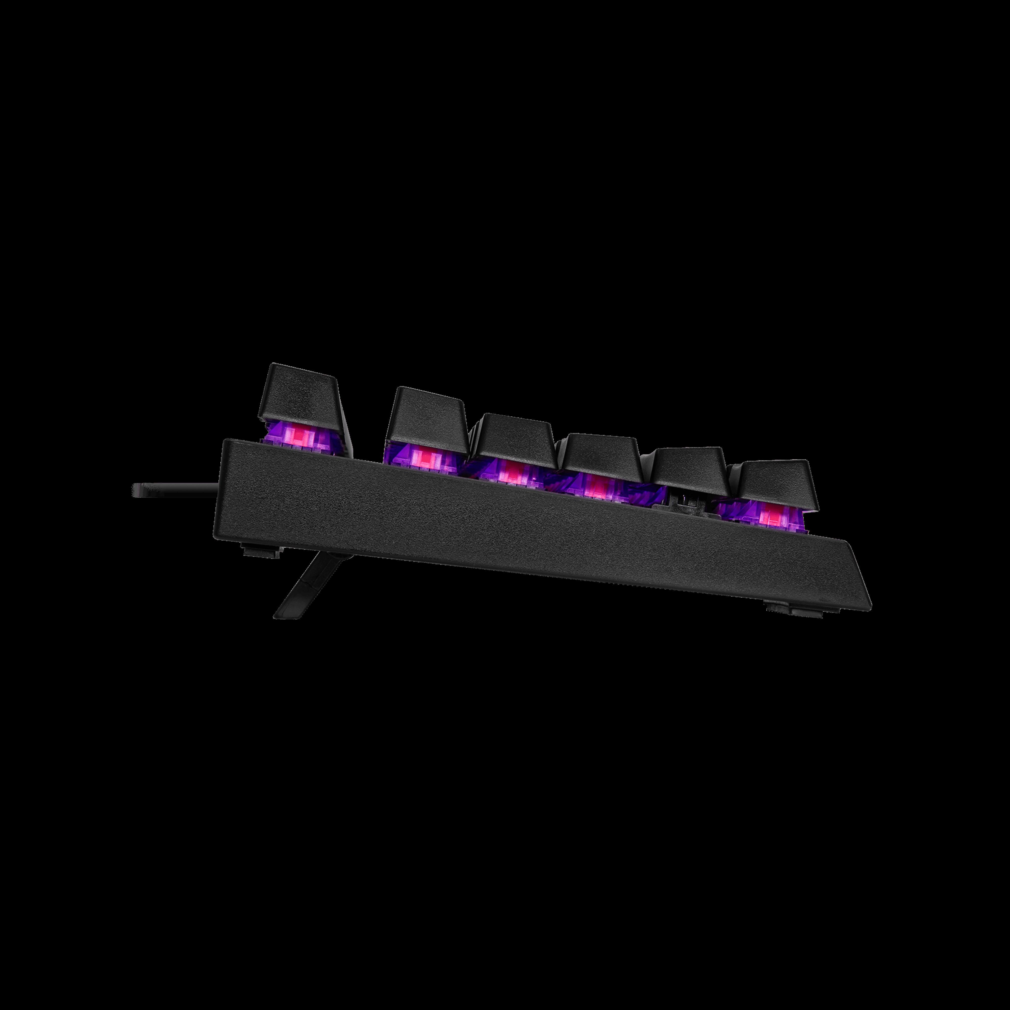 Cooler Master CK351 光軸機械式 RGB 電競鍵盤