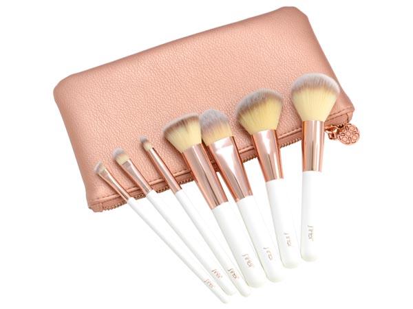 NABI 那比~超柔軟化妝刷具組(7支入)【D152767】附收納包