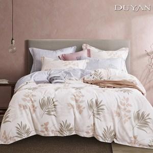 《DUYAN 竹漾》奧地利天絲單人床包枕套二件組-半月霞光  台灣製