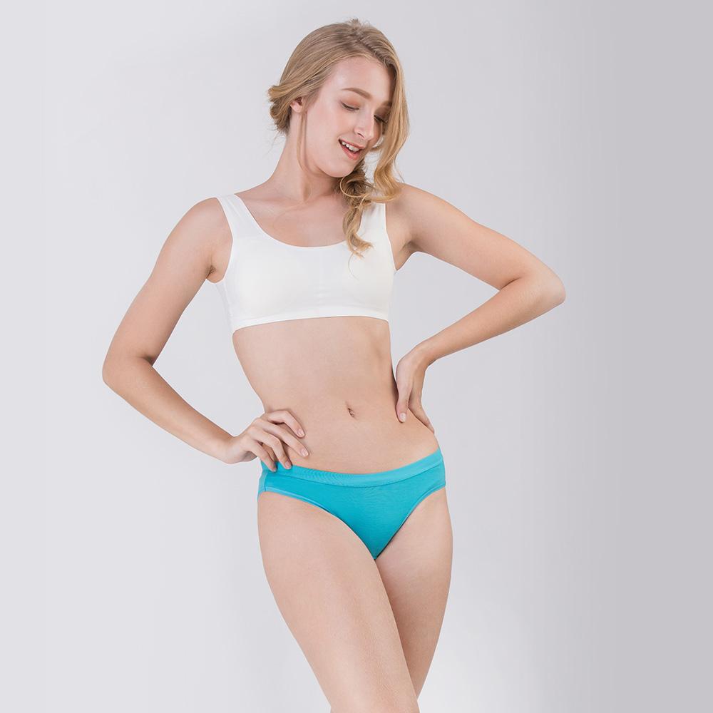 Pure5.5-性感美臀超低腰女三角褲-澗水綠 (商品編號:V0700158)