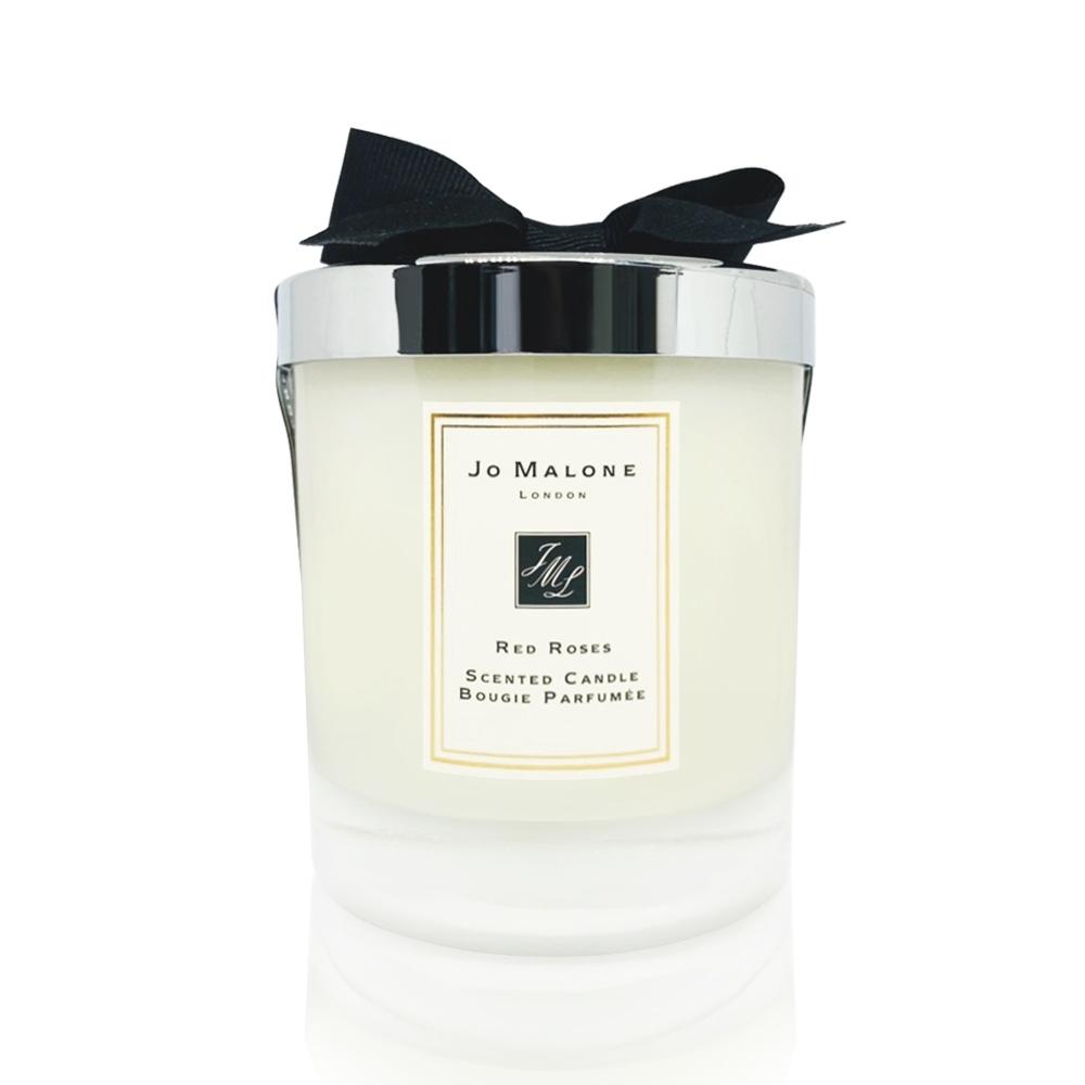 JO MALONE紅玫瑰居室香氛工藝蠟燭200g (TESTER環保紙盒)