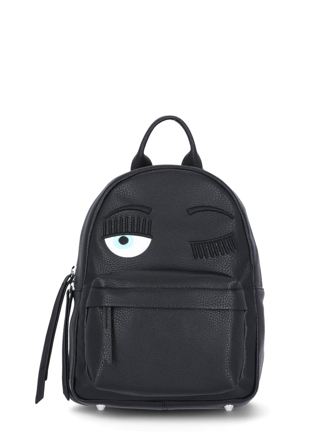 Chiara Ferragni Eco Leather Backpack