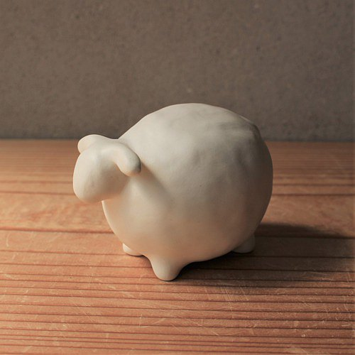 陶瓷物羊羊羊雲系列
