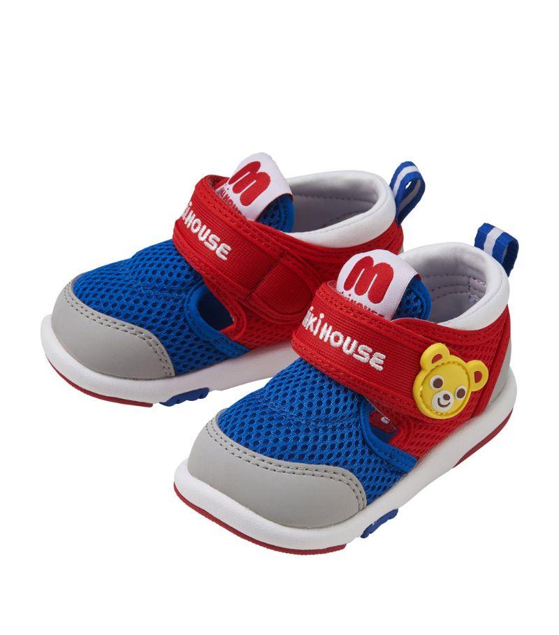 Miki House Velcro Bear Shoes