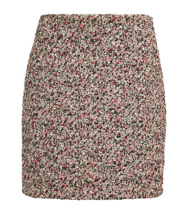 Bottega Veneta Cotton Bouclé Skirt