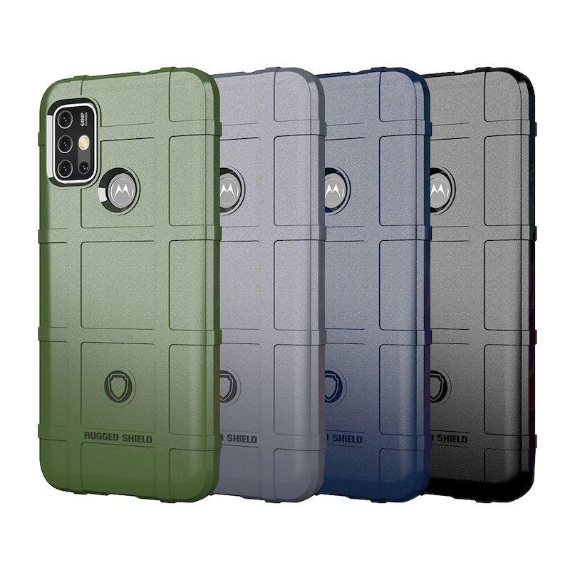 Motorola Moto G30 保護殼防摔耐磨軍規手機殼防撞軟殼