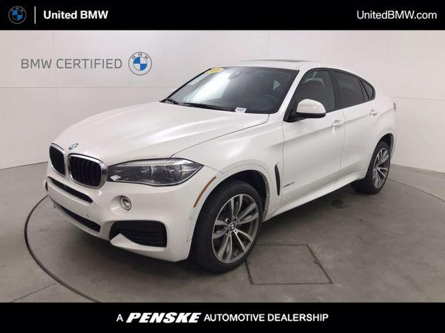 [訂金賣場]Certified 2018 BMW X6