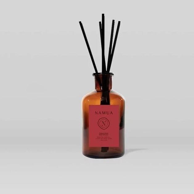 那木瓦   NAMUA   罌粟 x 麝香 頂級精油擴香禮盒