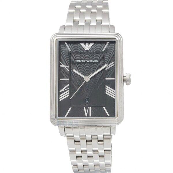 EMPORIO ARMANI AR1662亞曼尼 手錶 經典 放射波紋錶盤 日期 男錶【錶飾精品】