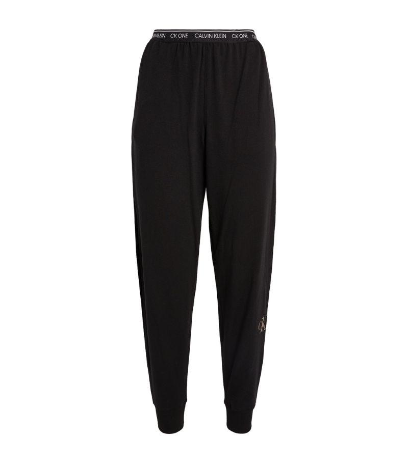 Calvin Klein Logo-Waistband Sweatpants