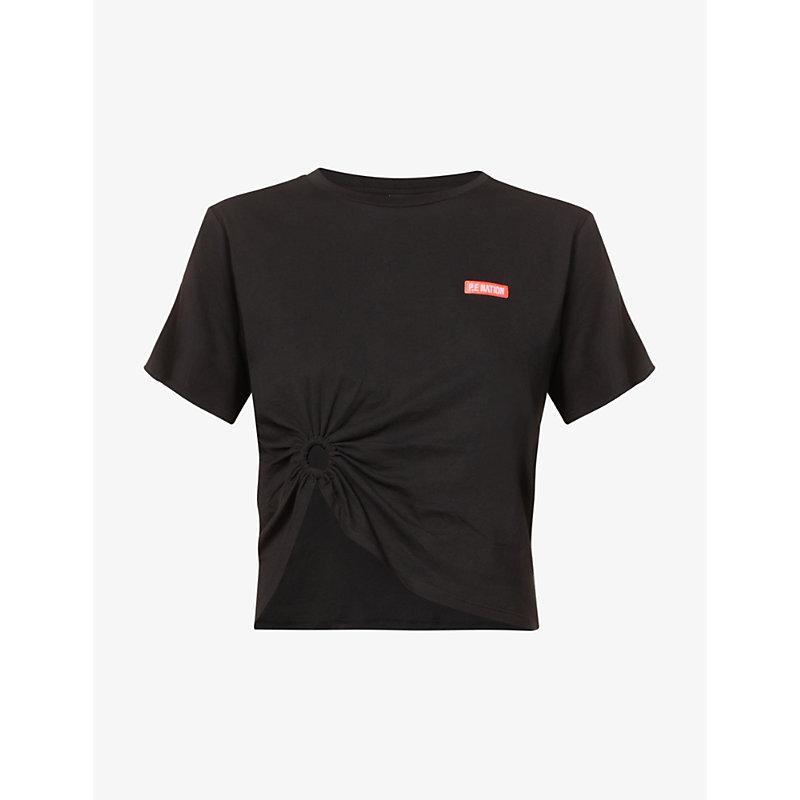 Overrule organic-cotton T-shirt