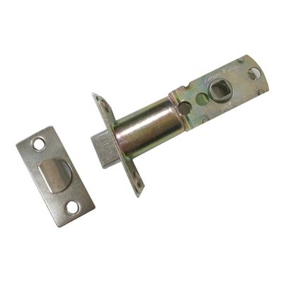 浴室水平鎖鎖舌 裝置距離60mm /7.8 通用型鎖舌 水平把手鎖舌 單舌鎖心 鎖芯 房門鎖 門鎖