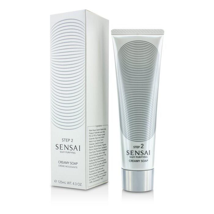 佳麗寶 - 絲柔潔面皂 Sensai Silky Purifying Creamy Soap (新包裝)