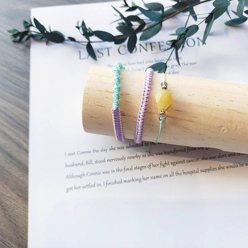【7月場次】串串手作飾品|波西米亞編織手繩手作課程