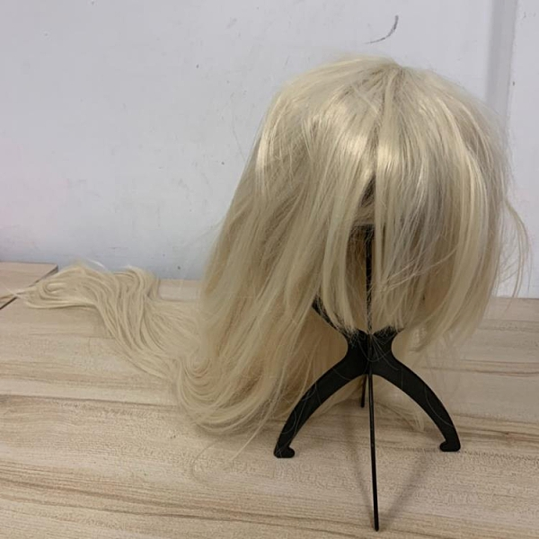 女神必備直長髮長捲髮大波浪捲髮假髮(90公分/777-11423)