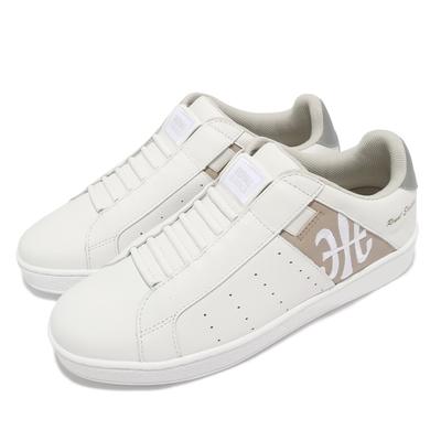 Royal Elastics 休閒鞋 Icon 基本款 男鞋 皮革鞋面 舒適 簡約 質感 穿搭 白 棕 01912078