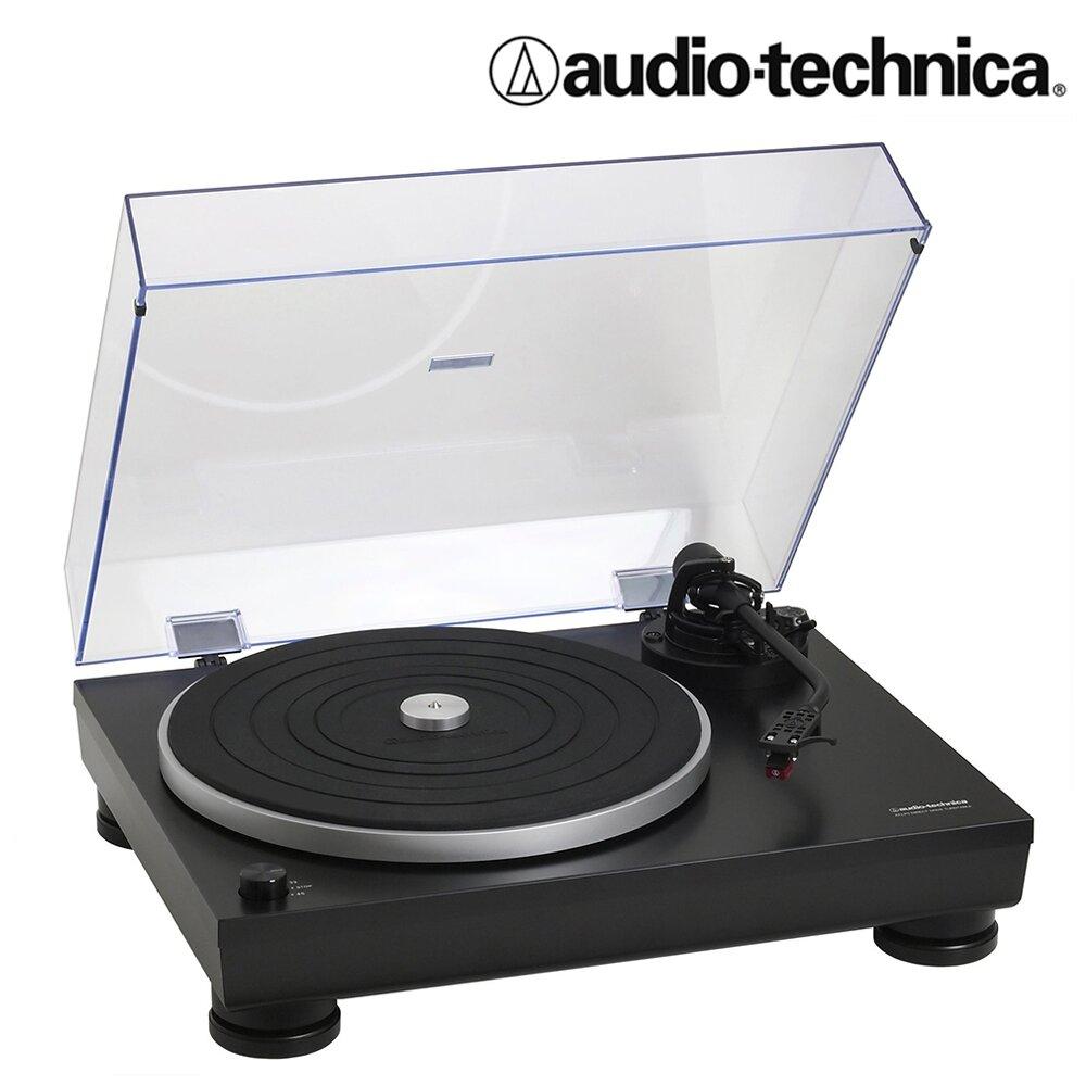鐵三角 AT-LP5X 直接驅動式黑膠唱盤
