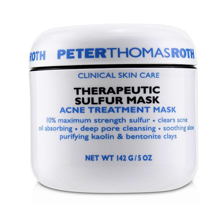 彼得羅夫 - 藥性硫磺面膜 - 抗痘粉刺護理Therapeutic Sulfur Masque - Acne Treat