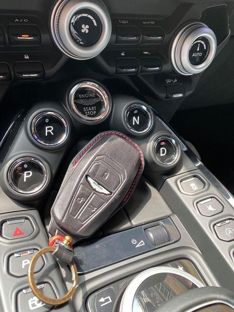 Aston Martin 奧斯頓馬丁 DB9 DB11 Vantage 汽車鑰匙套