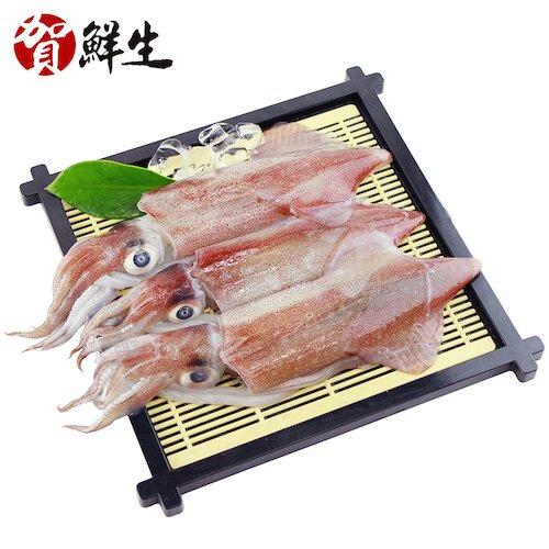 【賀鮮生】極鮮野生船凍小卷15包(270g/包)