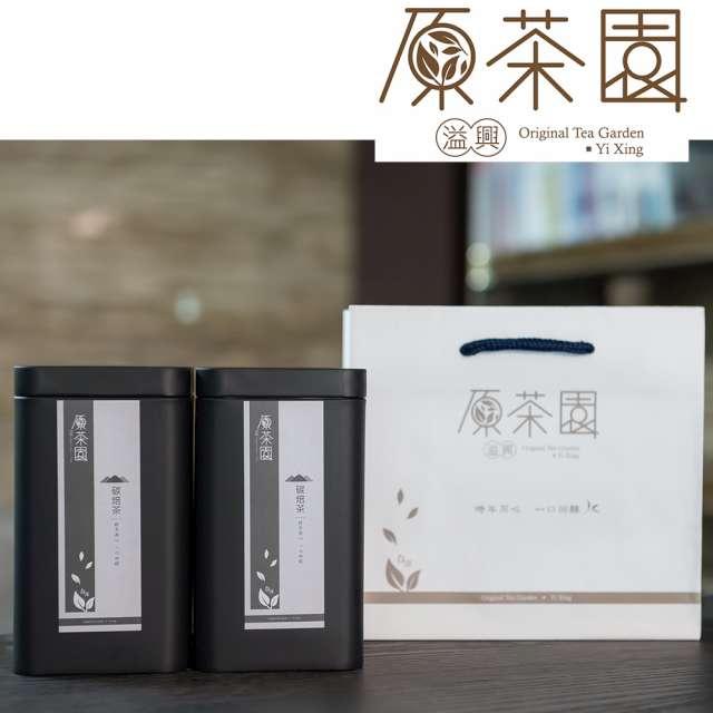 原茶園 - 台灣獨特香氣炭焙茶烏龍茶 - 150gX4包